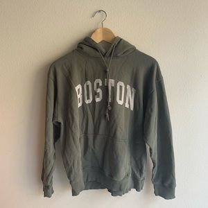Brandy Christy Boston hoodie